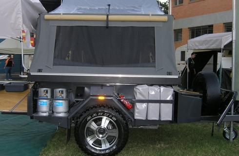 Тюнинг автоприцепов для легковых автомобилей фото
